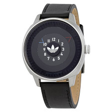 adidas Originals San Francisco Watch - Black/Silver