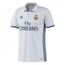 adidas Real Madrid 16/17 Home Jersey (Youth)