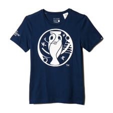 adidas Euro Logo Tee