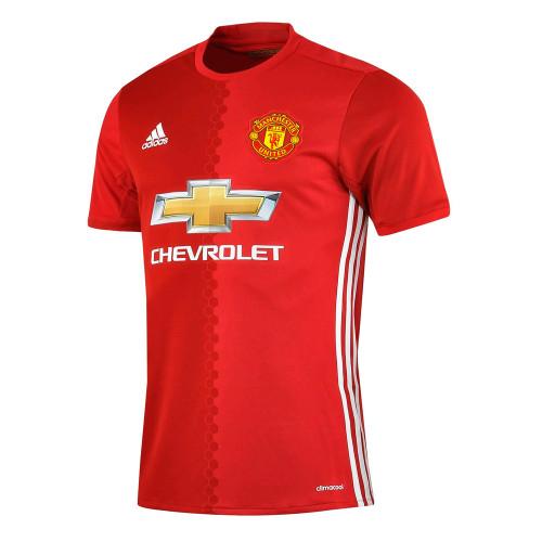 bad06148da1 adidas Manchester United 16 17 Home Jersey