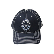 adidas Whitecaps Structured Adjustable Hat
