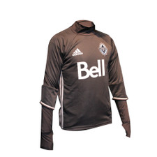 adidas Whitecaps MLS Training Top LS