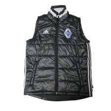 adidas Whitecaps MLS Padded Vest