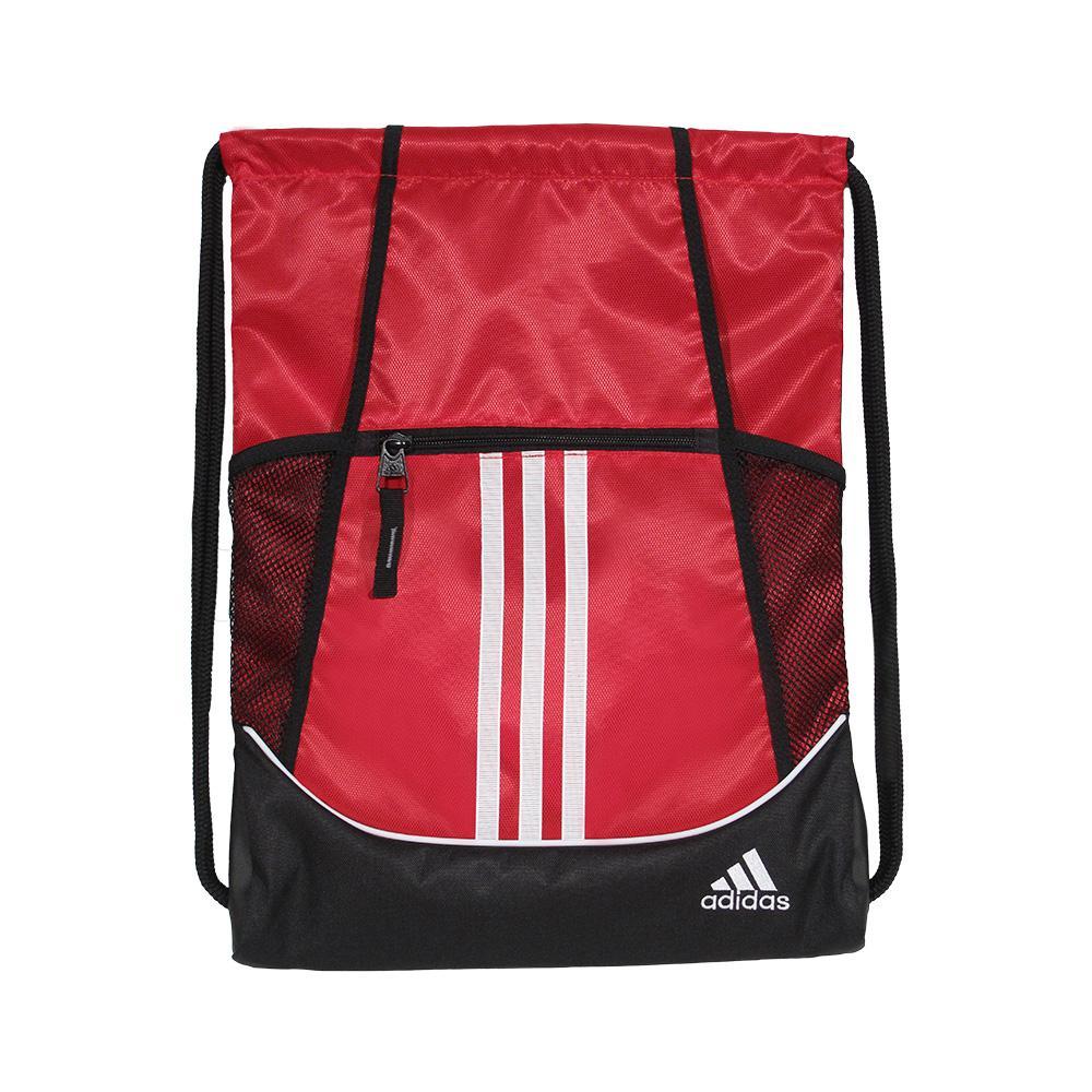 adidas Alliance II Sackpack Red