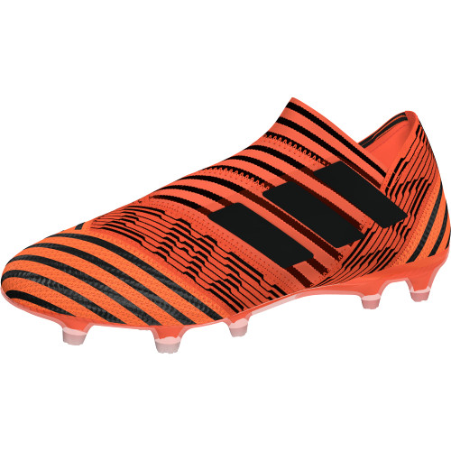 108d01501 adidas Nemeziz 17.4 Turf Boot - SOLAR ORANGE CORE BLACK SOLAR ORANGE ...