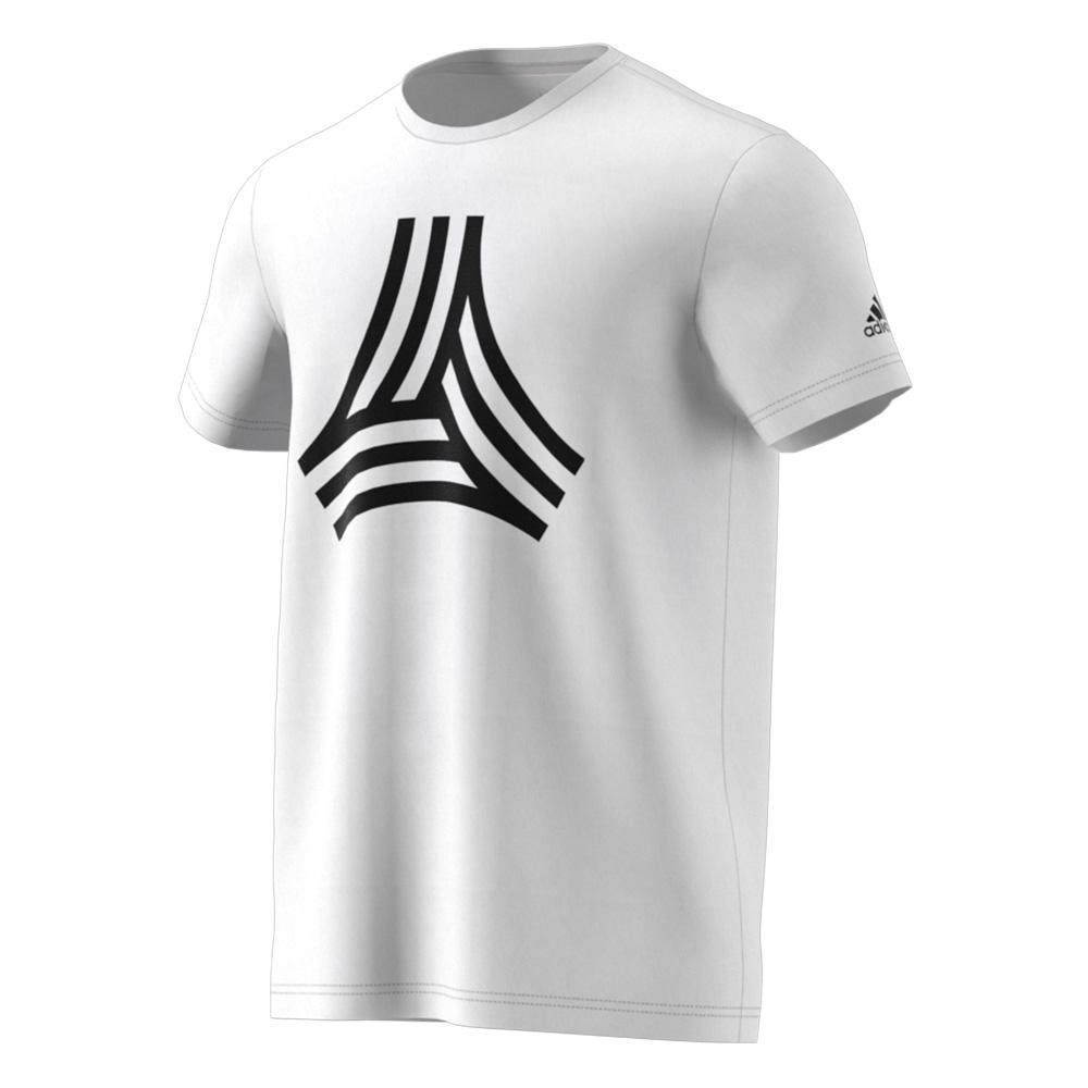 Adidas Tango jaula Graphic Tee (White) Soccer Express