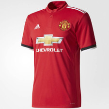 adidas 17/18 Manchester United Home Jersey
