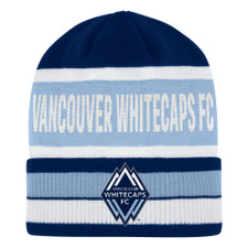 adidas Vancouver Whitecaps FC Cuffed Beanie 2017