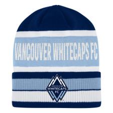 adidas Vancouver Whitecaps FC Cuffed Beanie 2017