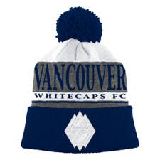 adidas Vancouver Whitecaps FC Heathered Grey Hat