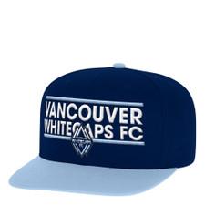 adidas Vancouver Whitecaps FC Dassler Flat Rim Hat