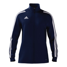 adidas mi Team 18 Training Jacket - Dark Blue/White