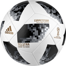 adidas FIFA World Cup Competition Ball - White/Black