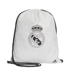 adidas Real Madrid Gym Bag - White/Black