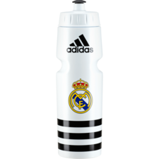adidas Real Madrid Bottle 750 mL - White/Black
