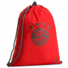 adidas 2018-2019 Bayern Munich Gym Bag - Red