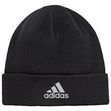 adidas Team Folded Knit Beanie - Black