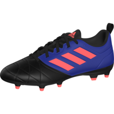 adidas ACE 17.3 Firm Ground Boot Women - MYSTERY INK F17/EASY CORAL S17/CORE BLACK