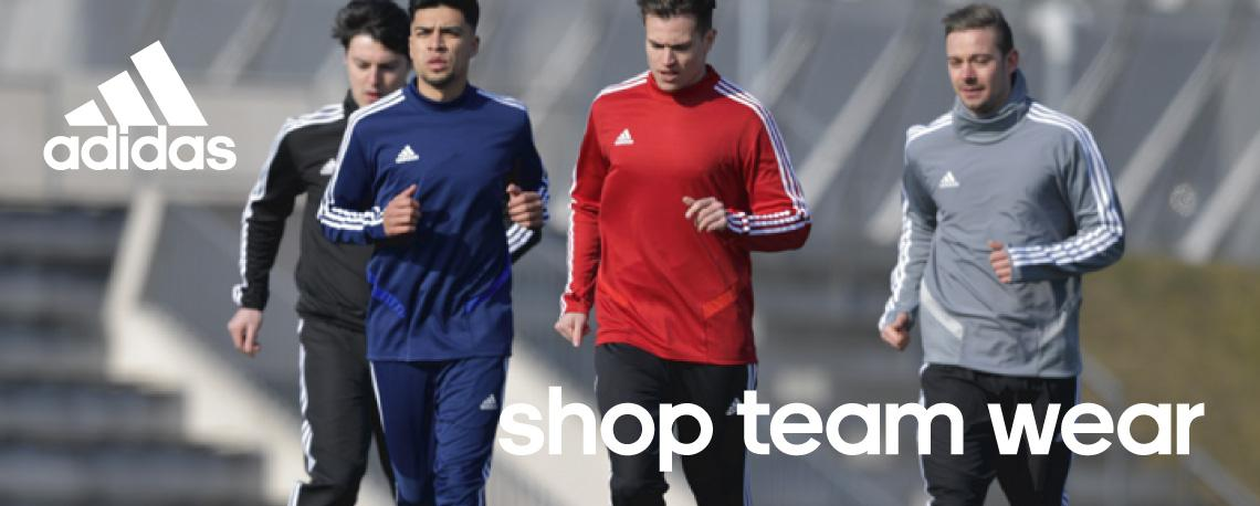 Shop adidas Team Wear