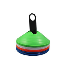 Admiral Flo Disc Cone Set - 24 pk w/ Cone Holder