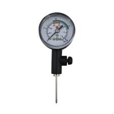 Ball Pressure Gauge-Plastic