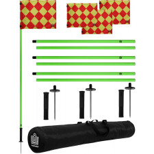 Admiral Pro Corner Flag Set (4)