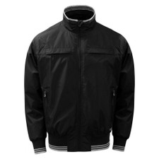 admiral Commander Jacket - Black