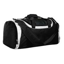 Admiral Game Day Duffel Bag - Black