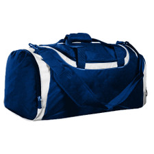 Admiral Game Day Duffel Bag - Navy