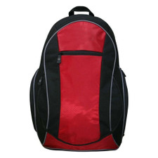 Admiral Stadium Backpack - Red/Black
