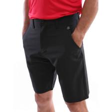Admiral Sideline Shorts - Black