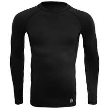 Admiral True Compression Shirt LS - Black