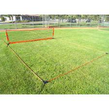 "Bownet 12"" Soccer Tennis Court"