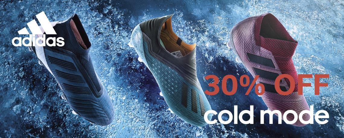 30% Off Cold Mode