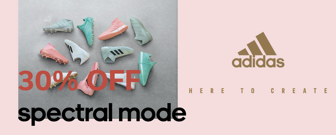 30% Off Spectral Mode