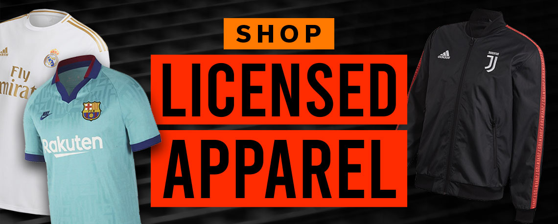 Shop Licensed Apparel