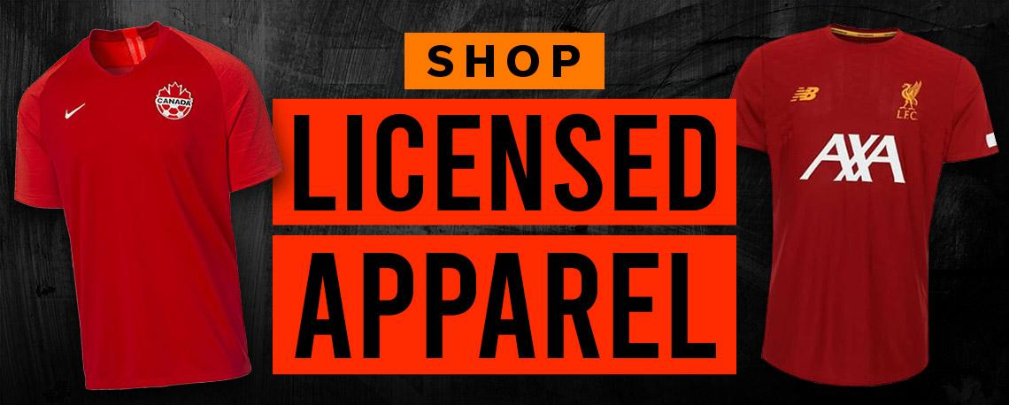 Licensed Apparel