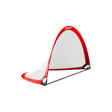 "Kwik Infinity Goals-Medium-32"" H X 48"" W X 32"" B - Red"