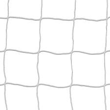 Kwikgoal Soccer Net Set of 2 - (6.5'X18.5'x0'x6.5')