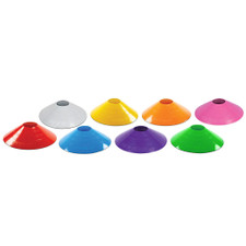 Kwikgoal Small Disc Cones (Pack of 25)