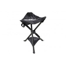Kwikgoal Coaches' Seat - Black