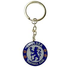 Mimi Chelsea - Crest Keychain