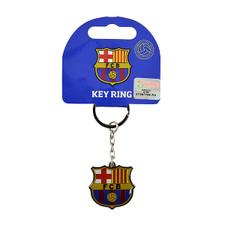 Barcelona - Crest Keychain