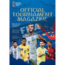 Russia - 2018 World Cup Official Program
