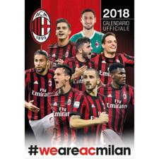 AC Milan 2018 Calendar - Italian Edition