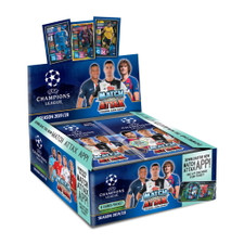 2019-20 TOPPS M. ATTAX EXTRA UCL CARDS (6 CARDS PER PACK)