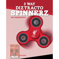 Diztractoz Spinnerz - Liverpool