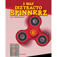 Diztractoz Spinnerz - Manchester United