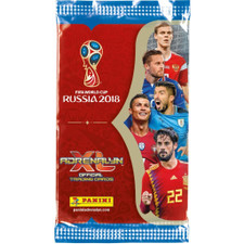 FIFA World Cup 2018 Adrenalyn Trading Cards - 9 pk