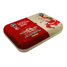 FIFA World Cup 2018 Adrenalyn Pocket Tin 54 Cards + LE Card